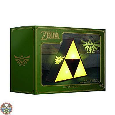 Paladone Tg: One Size Yellow 5055964702274 The Legend Of Zelda Lampada Nuovo