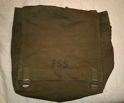 FSS / U.S. FOREST SERVICE - PACKSACK Backpack W/ Straps.