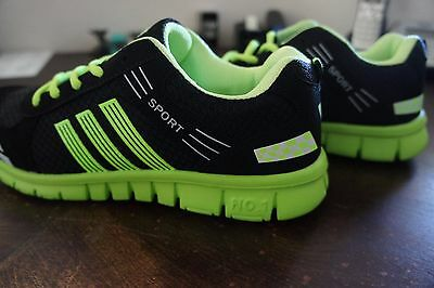Brand New Summer Men's Walking Running Shoes Mesh Breathable Lightweight Sports