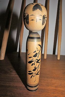 Old Japanese Kokeshi Doll