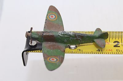 Dinky Toys No 62A Supermarine Spitfire - Meccano Ltd - Made In England
