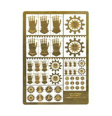 40k Forgeworld Iron hands mechanicus Horus Heresy Etched brass Space Marines