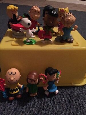 Peanuts Collection Figures 2016