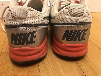 Men's Nike Air Flex Trainers Size 12 Red/white