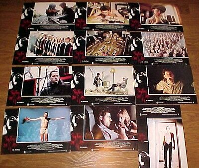 Pink Floyd The Wall lobby card set 12 Bob Geldof music
