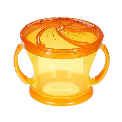 Munchkin Snack Catcher Spill-Proof Toddler Snack Container Munchkin