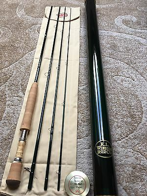 Winston Boron III Super 10 #4 Fly Rod