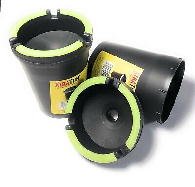 2 Cigarette Car Ashtray Stub out Self Extinguishing Car Auto Cup for Holder