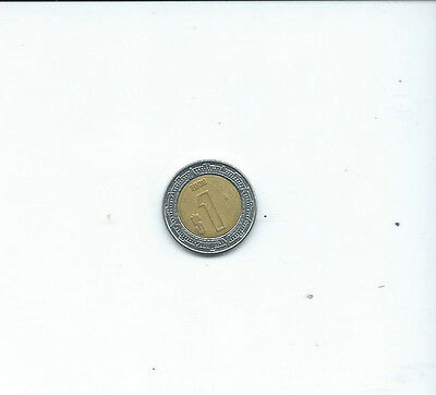 Y2000 Mexico One Dollar Coin