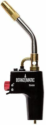 Handheld Map Gas Propane Trigger Start Torch Head Attachment Bernzomatic TS4000T