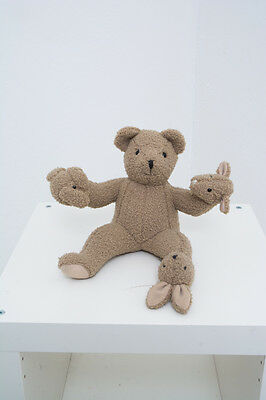 Philippe Starck Teddy Bear Band - sehr selten very rare - Moulin Roty Teddy Bear