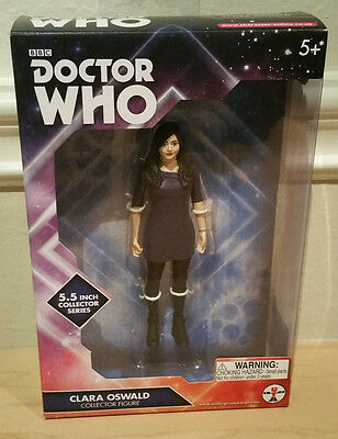 """Underground Toys Doctor Who Clara Oswald 5.5"""" Figure In Stock"""
