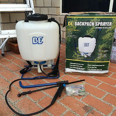BE 16L Backpack Weed Sprayer