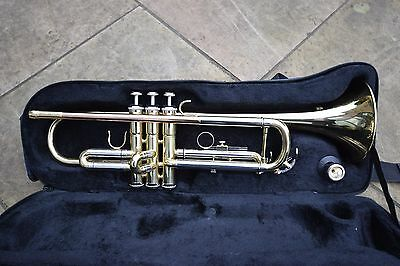 Mirage Mtr-150 Trumpet And Case - In Good Condition