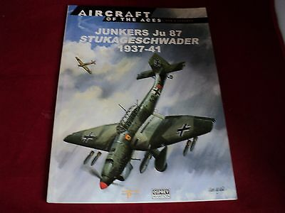 Aircraft Of The Aces Osprey - Issue 21 - Junkers Ju 87 Stukageschwader 1937 - 41