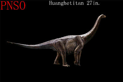 PNSO Rare Huanghetitan giant Dinosaurs Model toy scientific art 27'' Figure GIFT