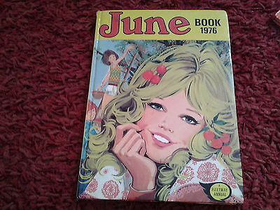 Girls vintage annual June 1976