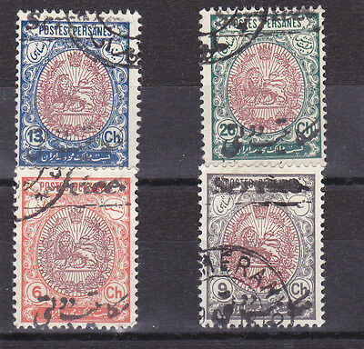 Stamps of the Middle East.