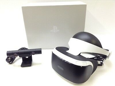 Gafas Realidad Virtual Con Camara Ps4 1869741