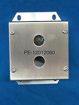 Stainless Steel Electrical Enclosure 120x120x80 PE-12012080