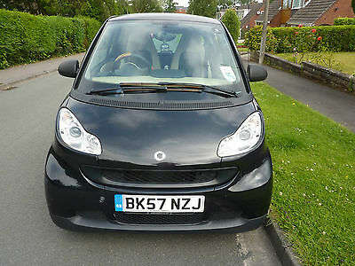 """WOW"" EXCEPTIONAL 2007 VERY LOW MILEAGE SMART FORTWO PASSION 1.0 71bhp"