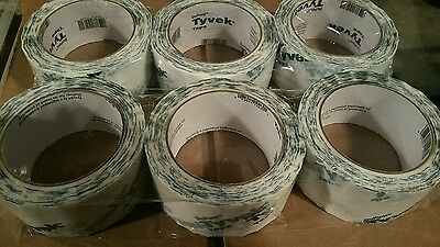 Dupont Tyvek tape 6 roll pack
