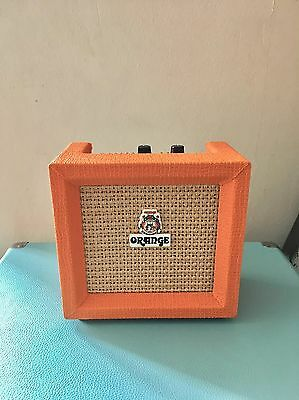 Orange Micro Crush CR3