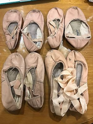 Assorted Ballet Shoes