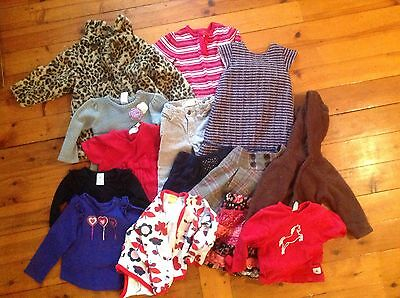 Beautiful Girls winter clothing lot. Size1&2. Sprout, Origami. Dresses, skirts.