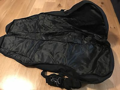 Cello Soft Padded Case 1/4 Size Black