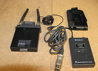 Sony WRR-855B Receiver and WRT-822A Transmitter Channel 66