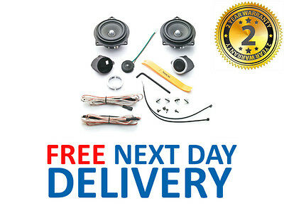 Focal IFBMW-S - BMW 4'' 10cm 2-Way Component Speaker