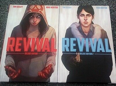 Revival Deluxe Edition Hardcover 1-2