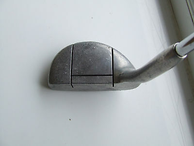 Vintage Ray Cook XF15 Patent Pending Alloy Mallet Putter