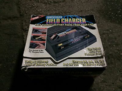 Tyco R/C Computerised Multi Field Charger No 2993 (old shop stock)
