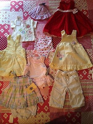 Baby Girl Bundle 3-6 Months **New With Tags**