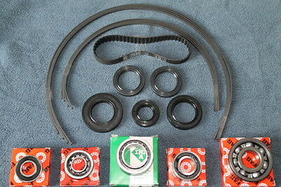 g40 REVISION KIT apex strips gates oil seals / g-lader vw Polo Coupe g40 86c/2F