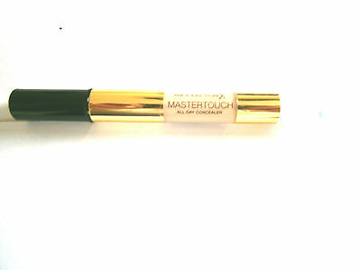 MAX FACTOR Mastertouch All Day Concealer - Various Please Choose Shade: