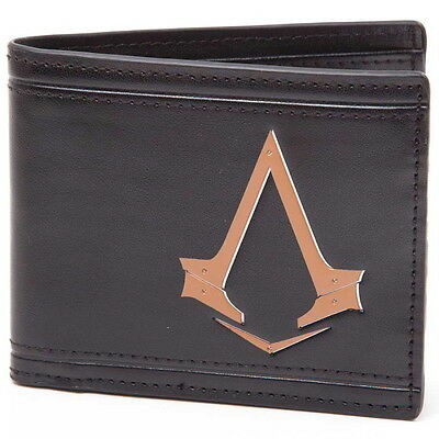 NEW OFFICIAL Assassin's Creed Syndicate Emblem Logo Card Coin Wallet