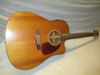 1995 MARTIN ELECTRO ACOUSTIC -- made in USA