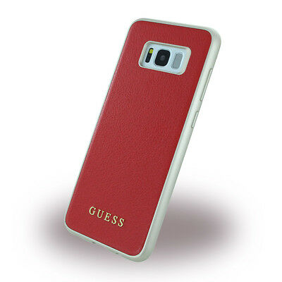 Guess - IriDescent - Hardcover - Samsung G955F Galaxy S8 Plus