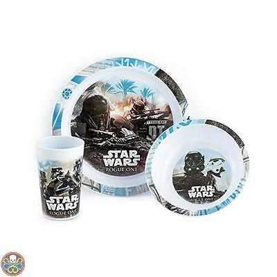 Lulabi Tg: 9X27X25 Cm Multicolore Rogue One Star Wars Confezione 3 Nuovo
