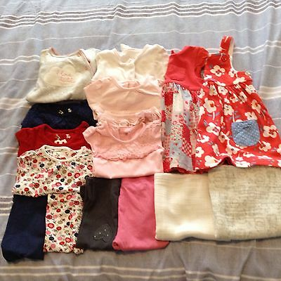 Mixed Baby Girls Bundle.3Months Up To 9 Months.