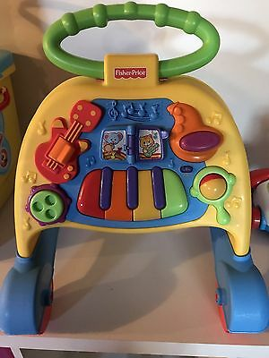 Fisher Price Activity Toy/walker