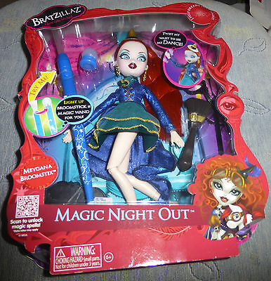 Bratzillaz Magic Night Out Meygana + Kissifuss