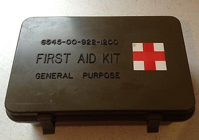 General Purpose First Aid Kit HMMWV