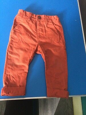 Boys Next Trousers 9-12 Months