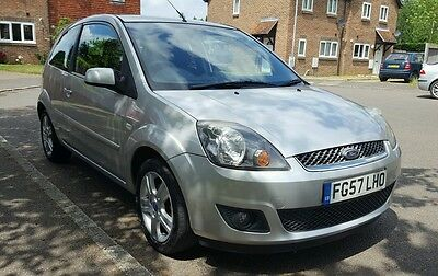 Ford Fiesta 1.4 Zetec 3dr Auto with A/C