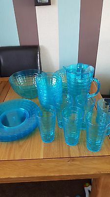 M&S Picnic/Garden Dining Set - Never Used