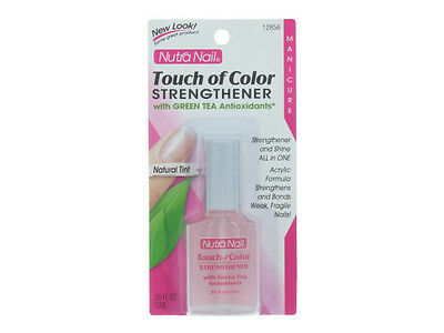 Nutra Nail 15Ml Strengthener With Touch Of Colour